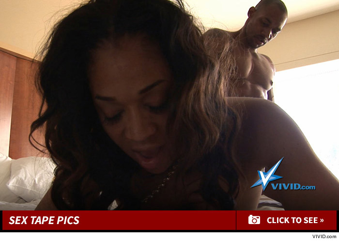 Love and Hip Hop Star Mimi Faust Stars in New Sex Tape!