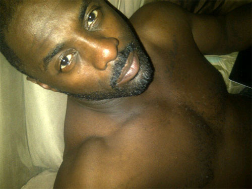 Role Playing Sex with Idris Elba