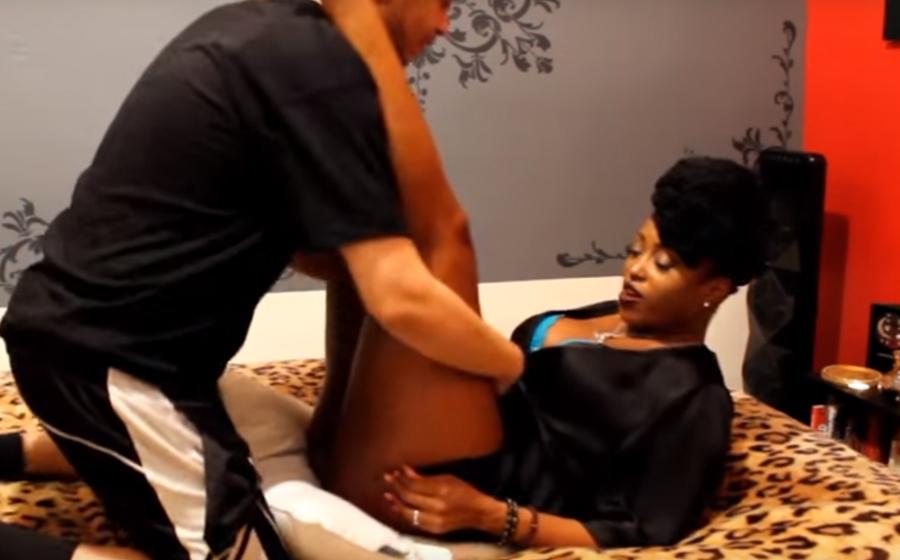 Orgasmic Sex Position: Prim and Proper