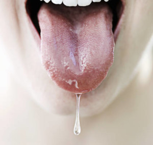 How Effective is Saliva as Lube?